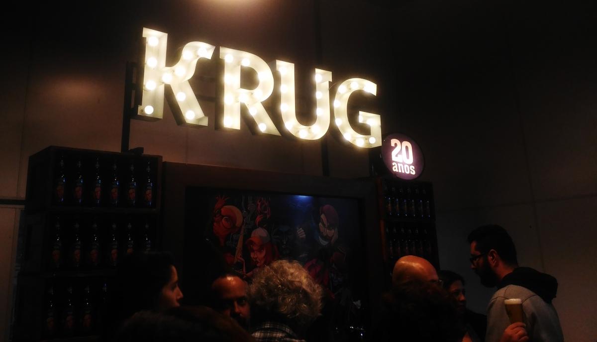 Krug Bier vai lançar a 'Ignorância' e prepara festa de 20 anos