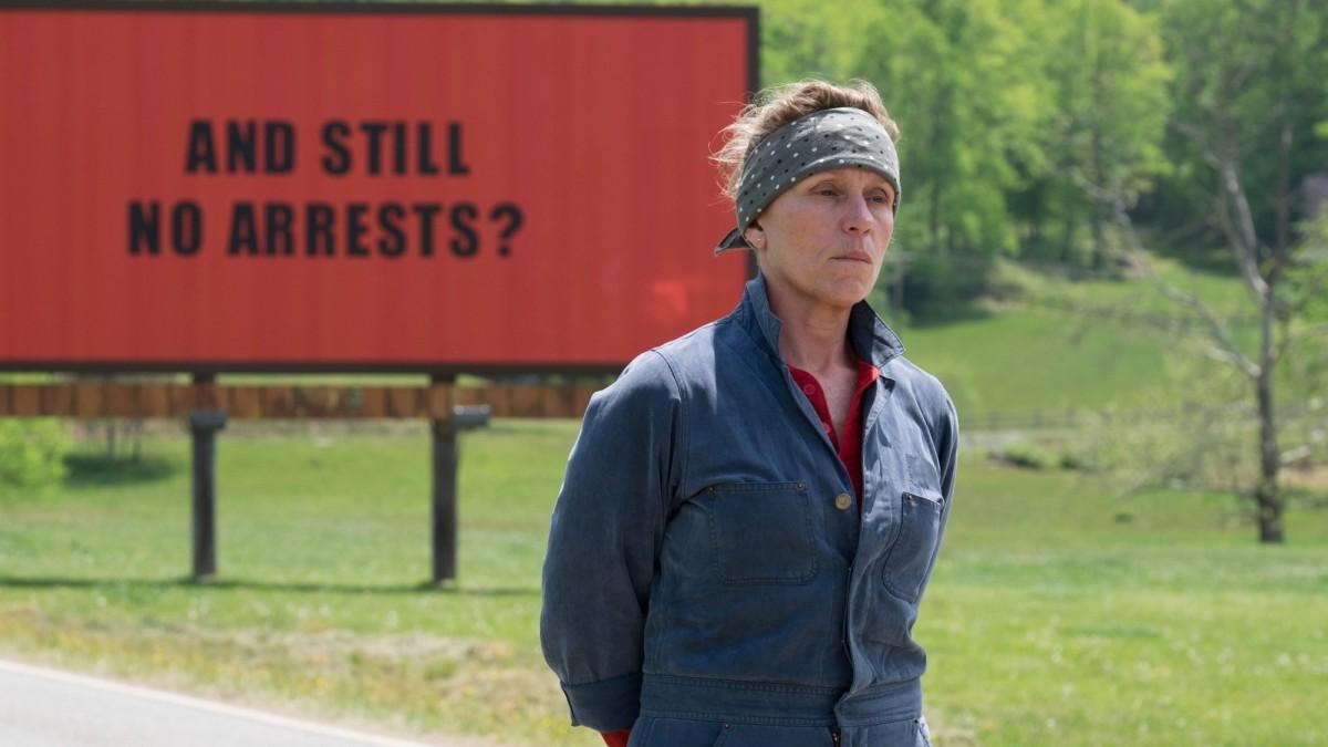 Saiba porque 'Três Anúncios Para um Crime' poderá levar o Oscar