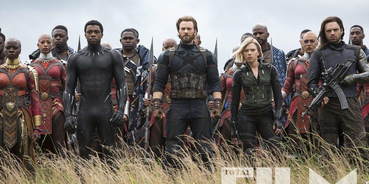 Assista ao trailer de 'Vingadores: Guerra Infinita'