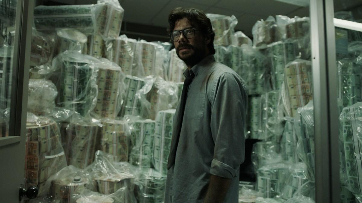 Netflix anuncia a terceira temporada de 'La Casa de Papel'