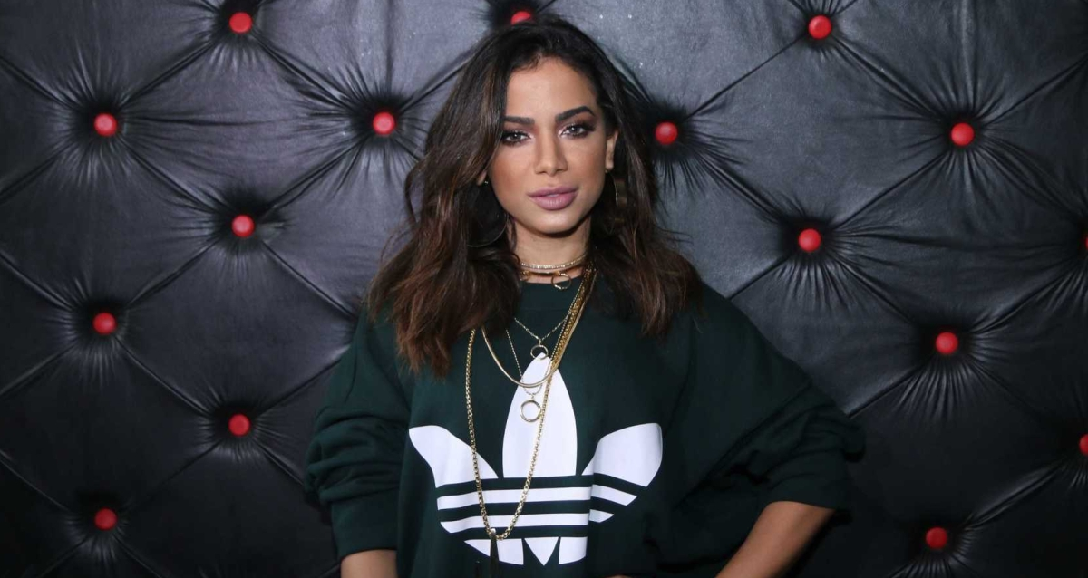 Anitta fala sobre empreendedorismo em Belo Horizonte